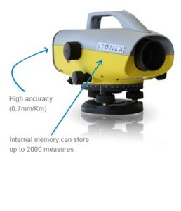 surveying equipment ghana